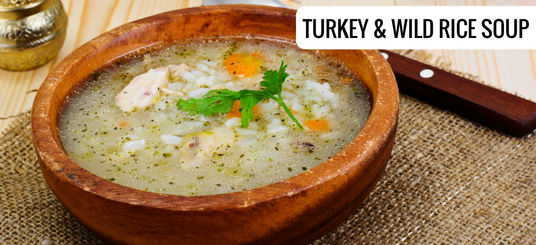 Recipe of the Week: Turkey and Wild Rice Soup