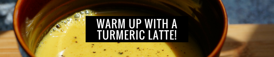 Recipe of the Week: Turmeric