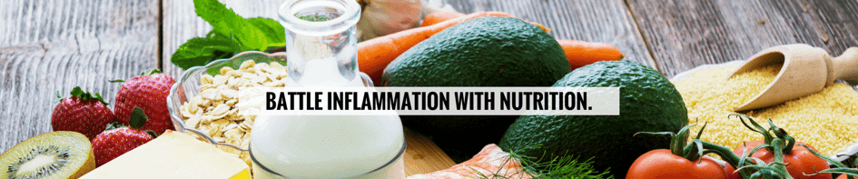 Main image for What to Eat to Reduce Inflammation blog post.