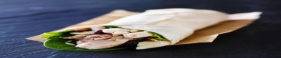Recipe of the Week: Cranberry Chicken Salad Wrap