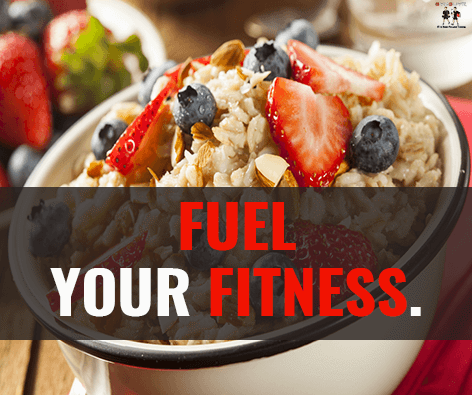Main image for You Get What You Give: Eat Before Your Workouts For Better Results blog post.