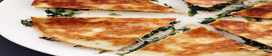 Main image for Recipe of the Week: Greek Quesadillas blog post.