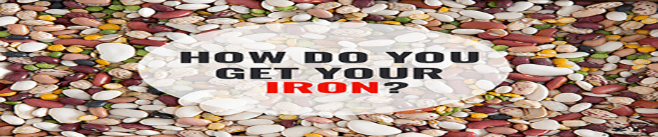 Main image for Iron Is Important - Are You Getting Enough? blog post.