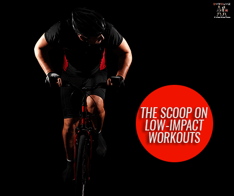 Main image for The Scoop on Low-Impact Workouts blog post.