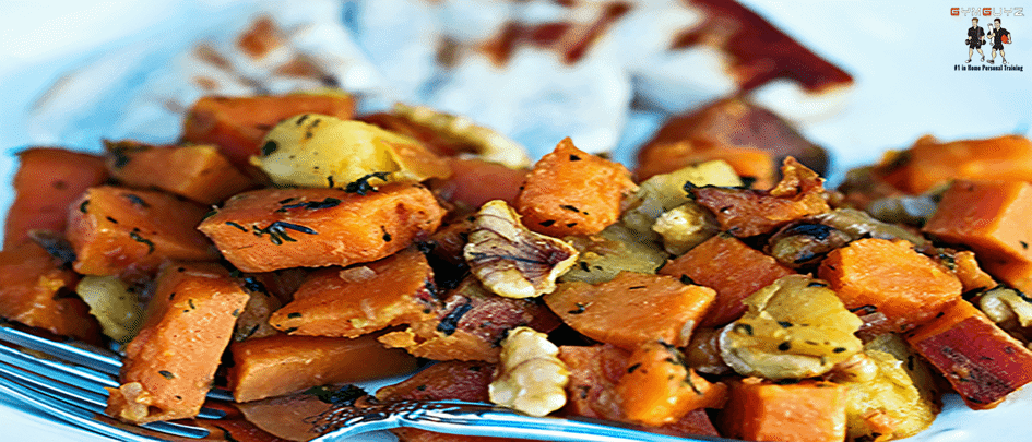 Main image for Recipe of the Week: Sweet Potato Hash blog post.