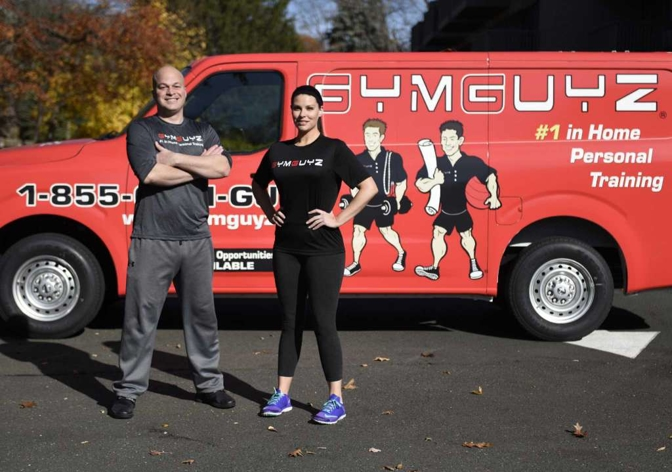 No Excuses: GYMGUYZ Brings the Gym to You
