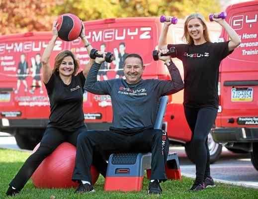 New Service Brings The Gym To It's Clients In The Region