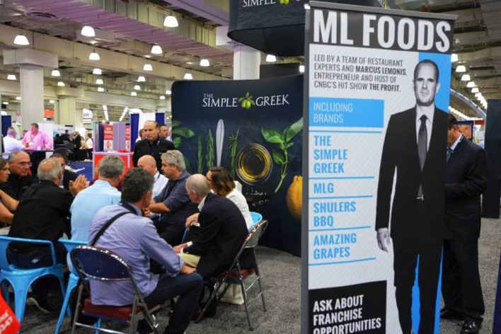 Service Businesses Stars at Franchise Show