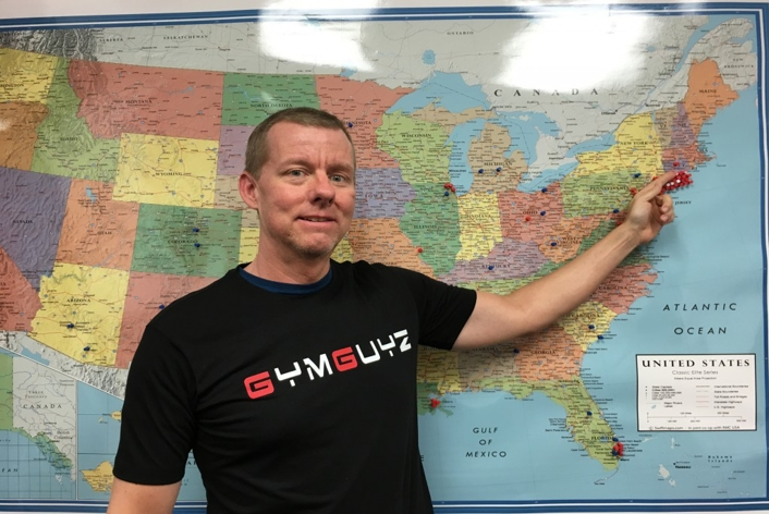 GYMGUYZ Brings Convenient Fitness to Hartford
