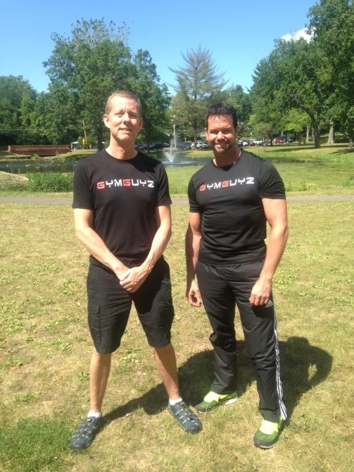 West Hartford's GYMGUYZ Looks to Revolutionize Fitness Industry