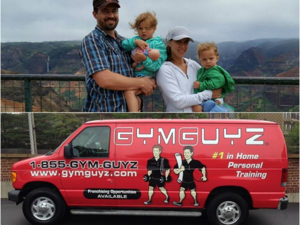 San Rafael Couple Brings Mobile Fitness to Marin County